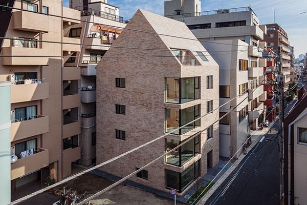 早稲田鶴巻町共同住宅